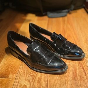 H&M Pointed Toe Loafers